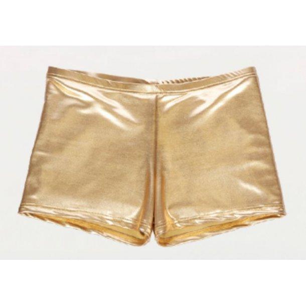 Cheer Shorts Guld Tøj Cheerup Shoppen
