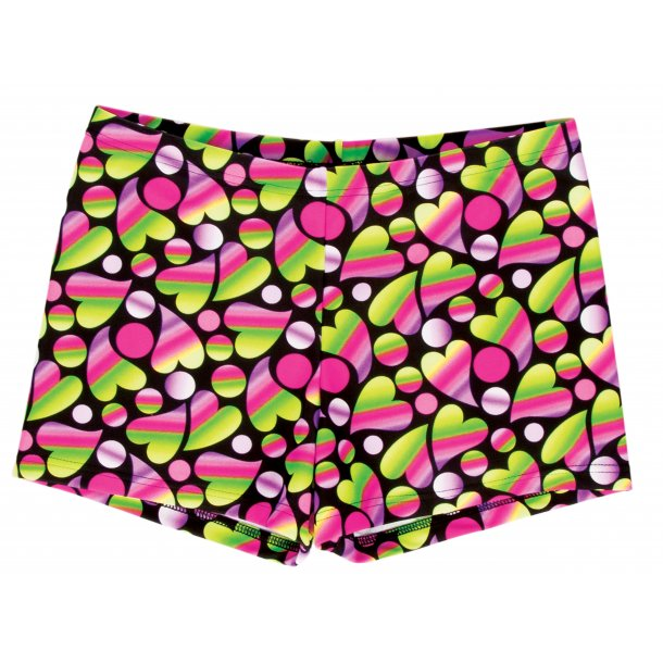Cheer shorts - Multi color